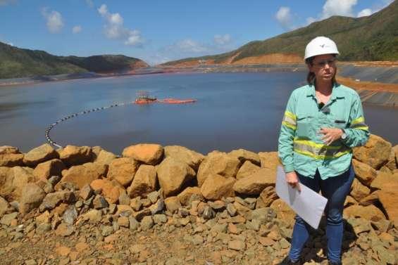 Pour Vale NC, une nouvelle fois,«le barrage est stable, fiable»