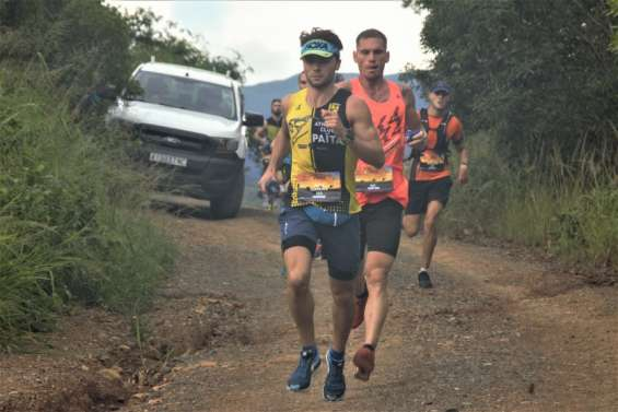 Dianoux et Nowicki dominent le Sunset Trail à Païta