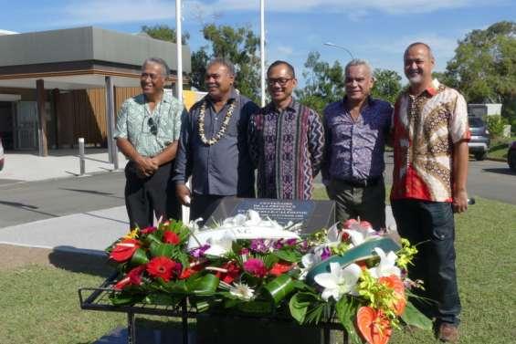 La ville se souvient de l'arrivée des premiers Indonésiens