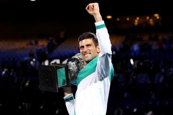 Un 9e titre australien pour Djokovic