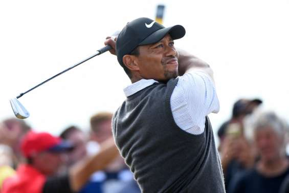 Tiger Woods victime d'un grave accident de la route
