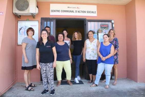 Au CCAS du Mont-Dore, les demandes d'aides explosent en raison des difficultés des salariés de Vale