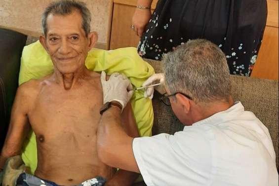 Province Sud : les vaccinations contrela Covid-19 s'organisent en Brousse