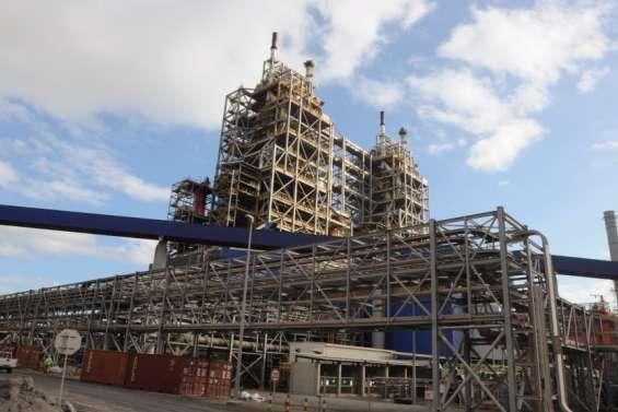 Glencore a apporté 250millions de dollars US à KNS l'an passé