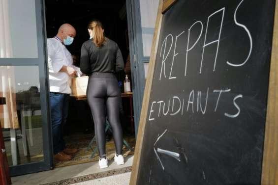 A Colmar, des chefs étoilés concoctent des repas gratuits pour les étudiants