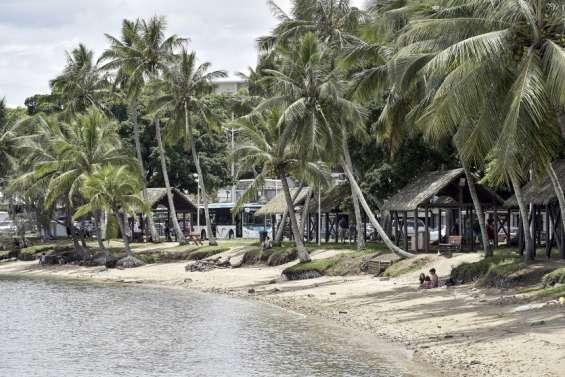 Un nageur disparu à l'Anse Vata, les recherches sont en cours