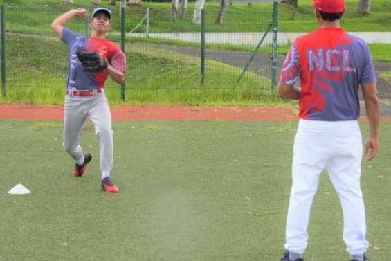 Avant les Minijeux, une année décisive pour le baseball calédonien
