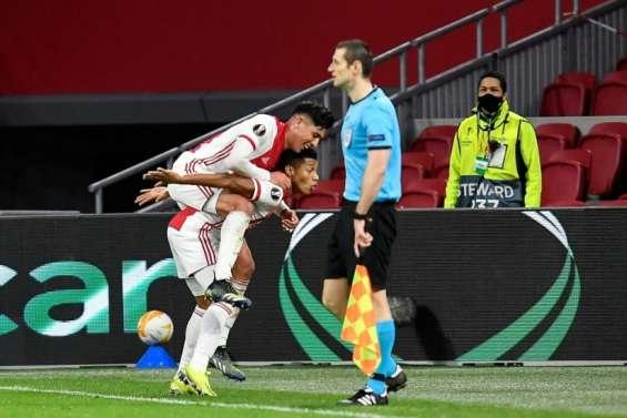 C3: éliminé par l'Ajax, Lille peut avoir des regrets