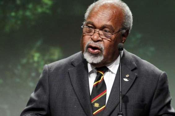 Le père de l'indépendance papoue, Sir Michael Somare, est décédé