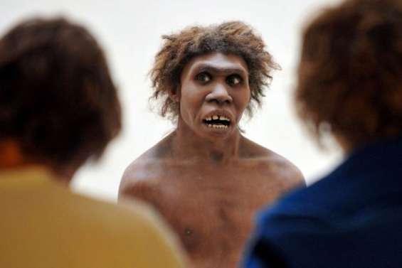 Néandertal entendait aussi bien que son