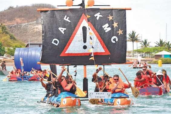 La Fête du nautisme et la régate des touques de l'Ouest s'annoncent à Pandop