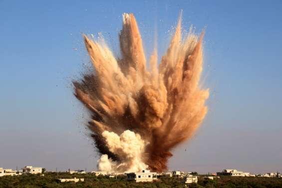 Plainte visant les attaques chimiques en Syrie