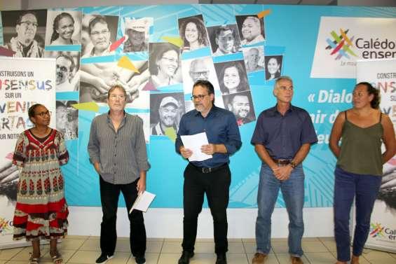 Usine du Sud: Calédonie ensemble se félicite de la