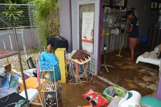Dans le Grand Nouméa, des communes exposées aux risques d'inondation et aux éboulements