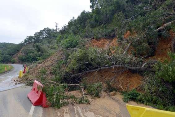 Païta : les lotissements Rolland, Caricouié et les riverains de Katiramona évacués