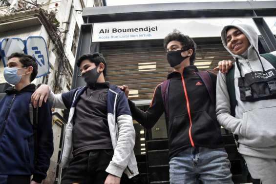 Alger salue la reconnaissance de l'assassinat deBoumendjel