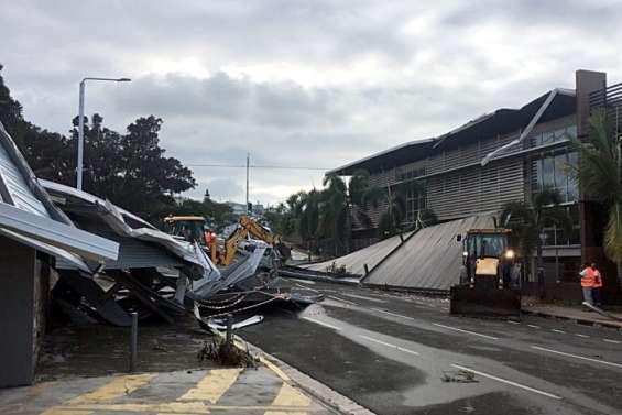 [DIRECT]Le point sur les dégâts occasionnés par le cyclone Niran