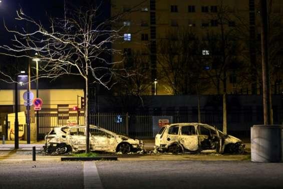 Nouveaux troubles urbains près de Lyon: cinq interpellations