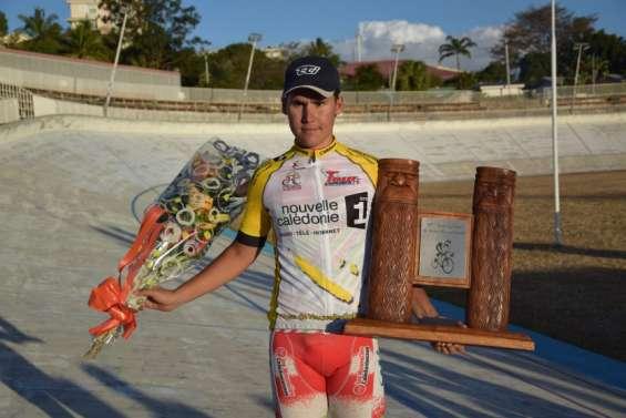 En Martinique, Florian Barket gagneen équipe