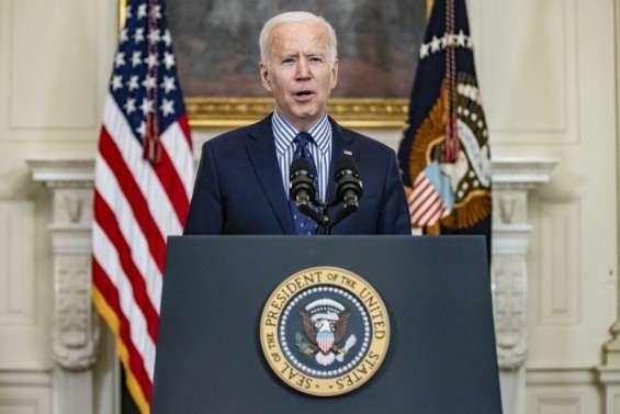Le plan de relance de Biden franchit l'étape du Sénat