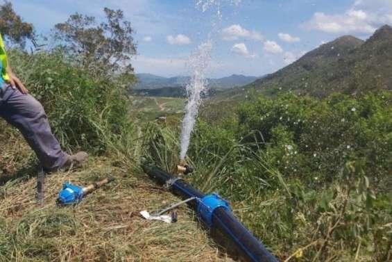 Distribution d'eau: Niran moins destructeur que Lucas