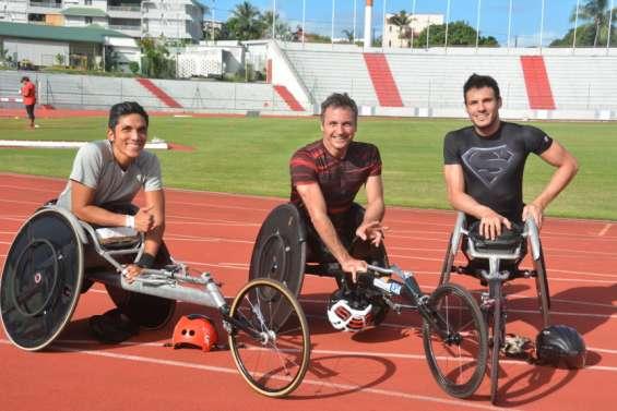 Lesathlètes paralympiques pourront continuer à s'entraîner