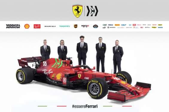 Ferrari espère vivre une meilleure saison