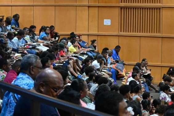 L'Université du Pacifique Sud secouée par une crise