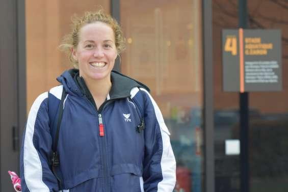Àcinq mois des Jeux olympiques,Lara Grangeon fait sa rentrée à Doha