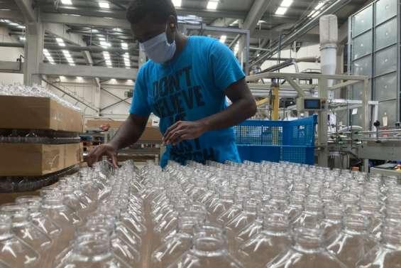 [Gros plan] Comment l'industrie fait face à la crise sanitaire
