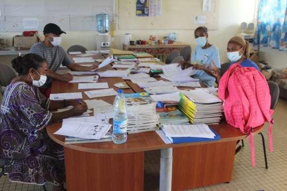 La deuxième semaine de continuité scolaire bat son plein à Lifou et à Houaïlou