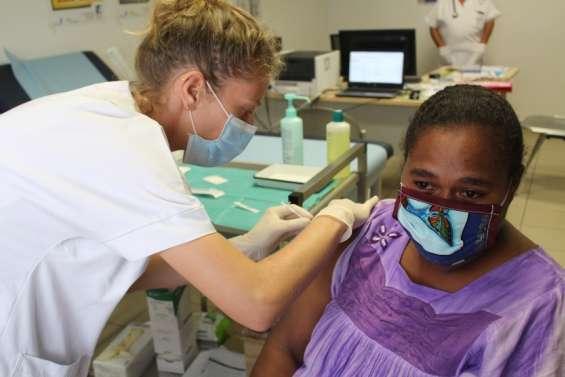 A Ouvéa, la vaccination n'enthousiasme pas