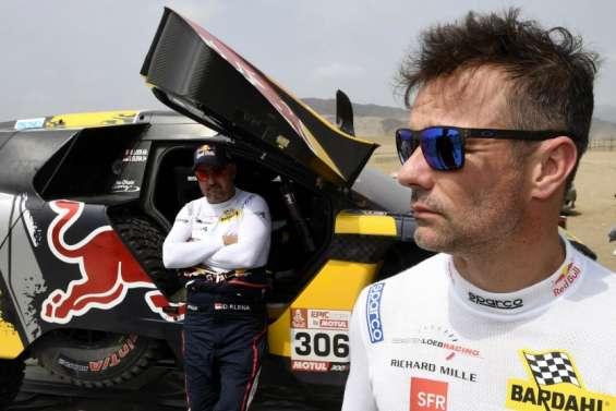 Sébastien Loebremplace son copilote historique