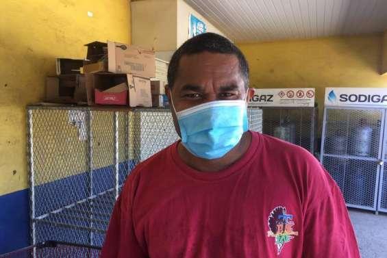 Julio, à Ponérihouen«C'est moins stressant»