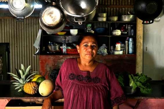 Roselyne Pujapujane a mis les Délices Damalis sur la route