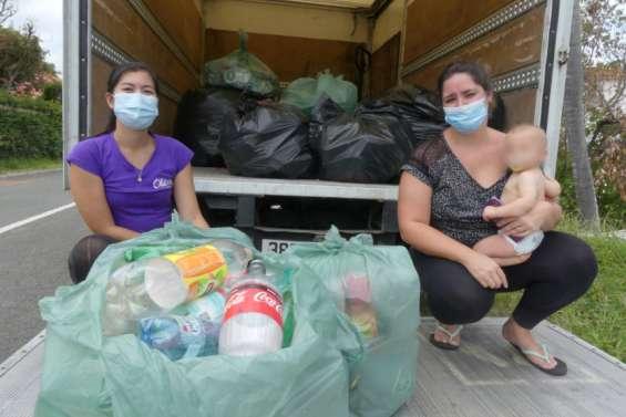 L'opération Olétri organise des ramassages de déchets à domicile