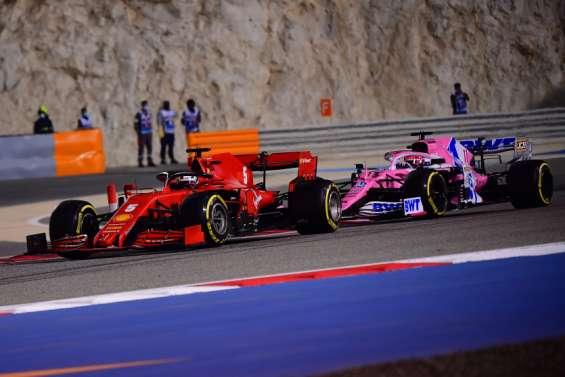 La Formule1 crève l'écran