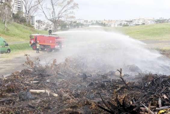 Magenta: plusieurs incendies de végétation au cours de la nuit
