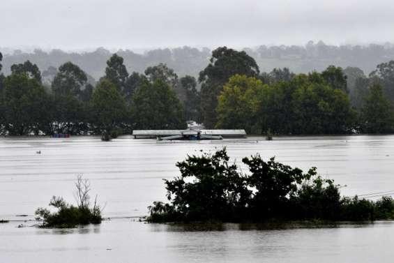 Le sud-est a les pieds dans l'eau après des pluies diluviennes