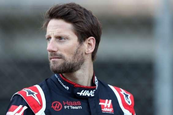Grosjean apportera au public français sonexpérience de la F1