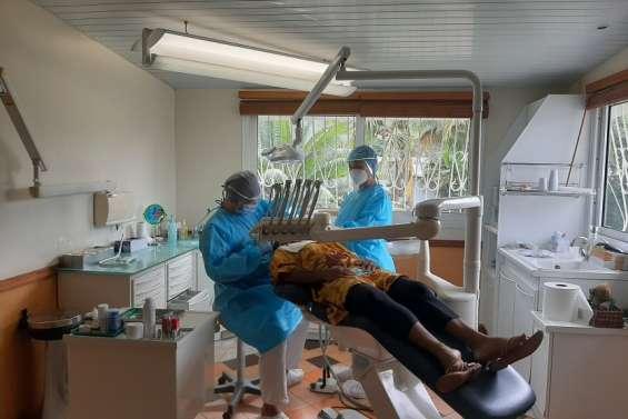 Ouverture exceptionnelle  du cabinet dentaire
