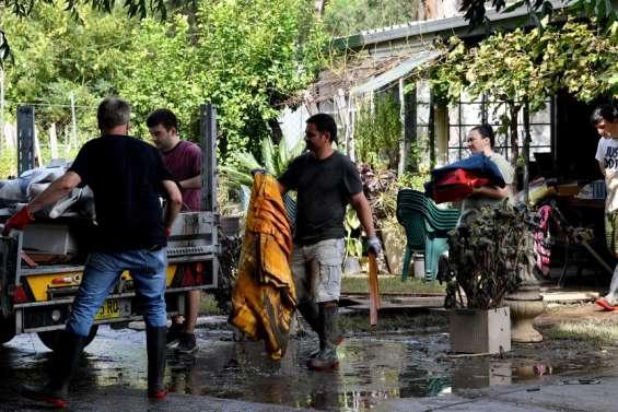 Fini les pluies mais des milliers de personnes isolées