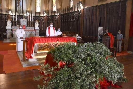 Les Rameauxont ouvertla Semaine sainte