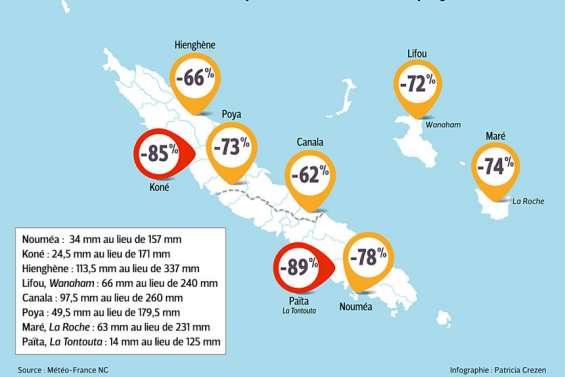 Le mois de mars2021 est l'un des plus secs jamais enregistrés