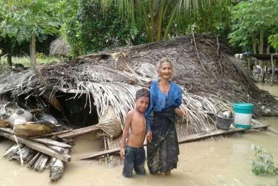 Le cyclone Seroja provoque desinondations meurtrières