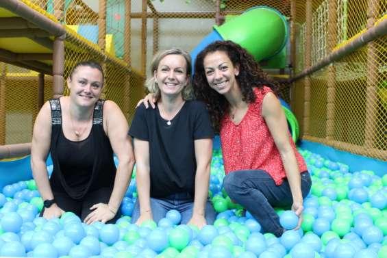 Apogoti : avec leur Family Park, trois mamans ouvrent les portes du paradis aux petits