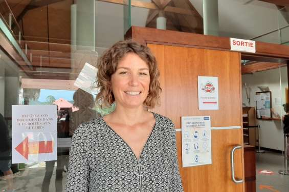 Marion Roy, nouvelle secrétaire générale à la mairie de La Foa