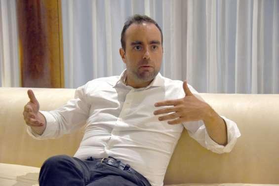 Exclusif : l'interview de Sébastien Lecornu dans les Nouvelles calédoniennes et sur notre site lnc.nc