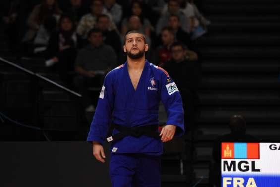 Alexis Mathieu combattra auxchampionnats d'Europe