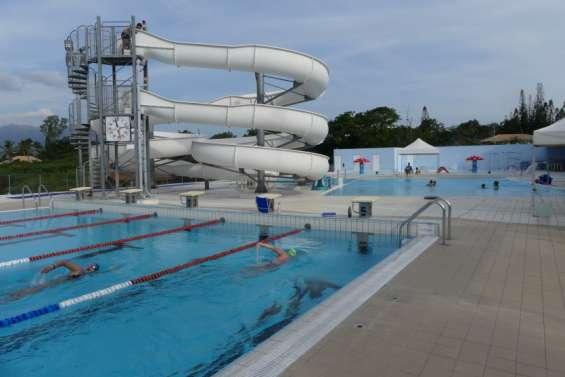 Les baigneurs ont retrouvé les bassins du centre aquatique